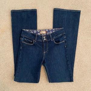 PAIGE 'Hidden Hills' Bootcut Jeans Sz 29 EUC